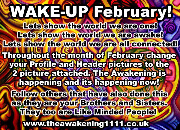 Wakeup Feb