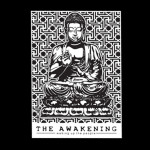 The Awakening Buddha Sticker
