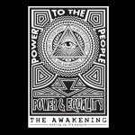 The Awakening Power Sticker