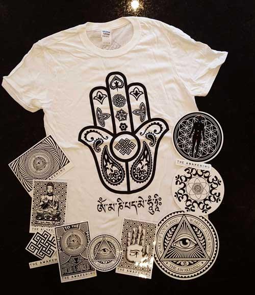 The Awakening Hemsa Tshirt