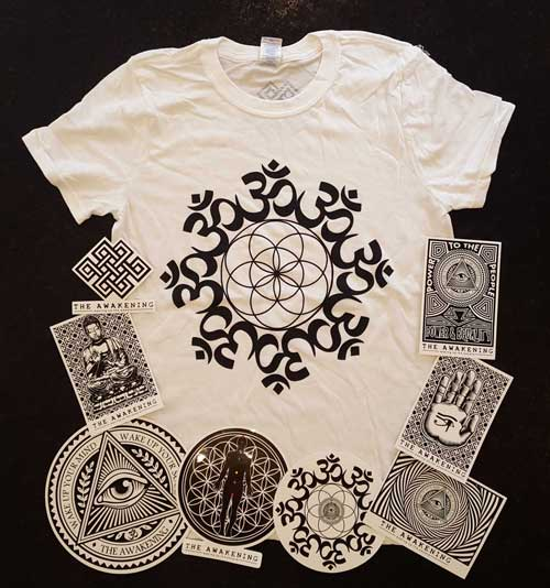 The Awakening Om Tshirt
